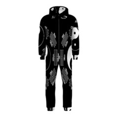 I Ching  Hooded Jumpsuit (kids)