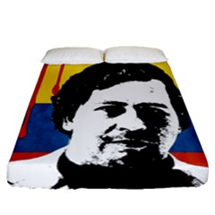 Pablo Escobar Fitted Sheet (queen Size)