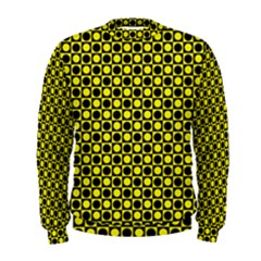 Friendly Retro Pattern I Men s Sweatshirt by MoreColorsinLife