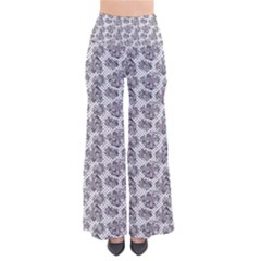 Floral Pattern Pants by ValentinaDesign