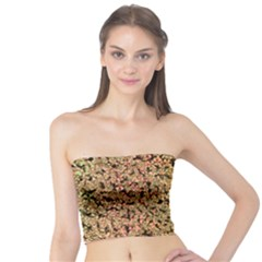 Crystals Rainbow Tube Top by Mariart