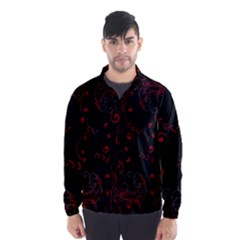 Floral Design Wind Breaker (men)