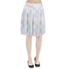 Sweet Dreams Rag Quilt Pleated Skirt