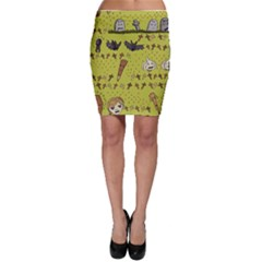 Horror Vampire Kawaii Bodycon Skirt