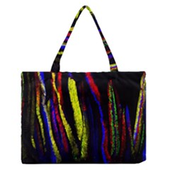 Multicolor Lineage Tracing Confetti Elegantly Illustrates Strength Combining Molecular Genetics Micr Medium Zipper Tote Bag by Mariart