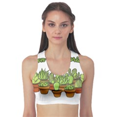 Cactus   Dont Be A Prick Sports Bra