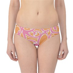 Abc Graffiti Hipster Bikini Bottoms