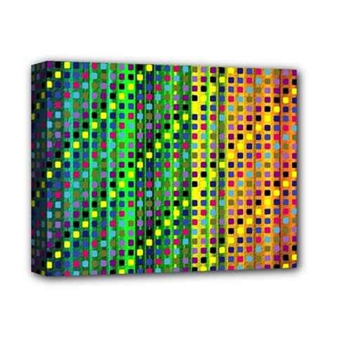 Patterns For Wallpaper Deluxe Canvas 14  X 11  by Nexatart