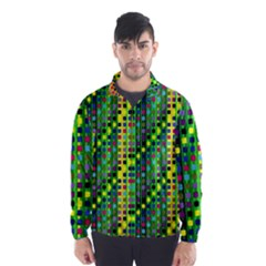 Patterns For Wallpaper Wind Breaker (men) by Nexatart