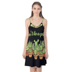 Cactus   Dont Be A Prick Camis Nightgown