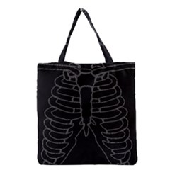 X Ray Grocery Tote Bag