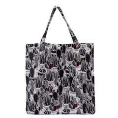 Cactus Grocery Tote Bag