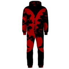 Bonsai Hooded Jumpsuit (men)