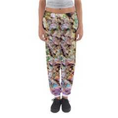 Abstract Background Wallpaper 1 Women s Jogger Sweatpants by Costasonlineshop