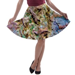 Abstract Background Wallpaper 1 A Line Skater Skirt by Costasonlineshop