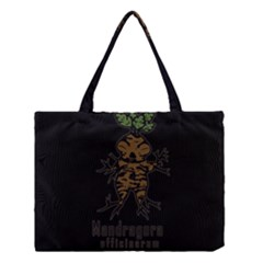 Mandrake Plant Medium Tote Bag by Valentinaart