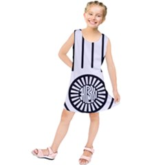 Jainism Ahisma Symbol  Kids  Tunic Dress