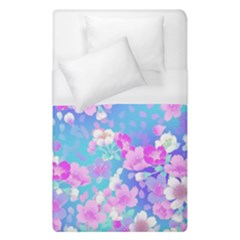 Flowers Cute Pattern Duvet Cover (single Size)