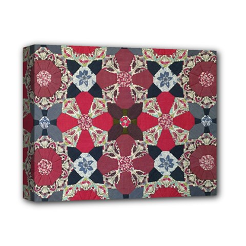 Beautiful Art Pattern Deluxe Canvas 14  X 11