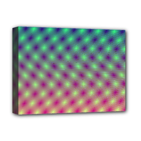 Art Patterns Deluxe Canvas 16  X 12   by Nexatart