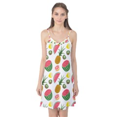 Fruits Pattern Camis Nightgown by Nexatart