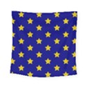 Star Pattern Square Tapestry (Small) View1