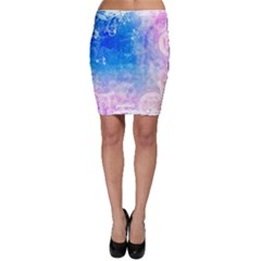 Horoscope Compatibility Love Romance Star Signs Zodiac Bodycon Skirt