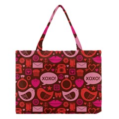 Xoxo! Medium Tote Bag by Nexatart