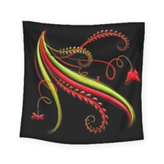 Cool Pattern Designs Square Tapestry (small)