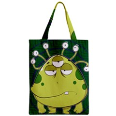 The Most Ugly Alien Ever Classic Tote Bag by Catifornia