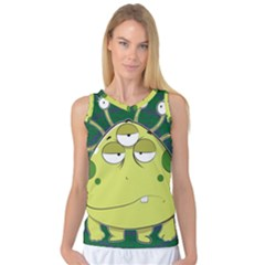 The Most Ugly Alien Ever Women s Basketball Tank Top by Catifornia