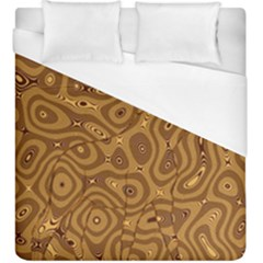 Giraffe Remixed Duvet Cover (king Size) by Nexatart