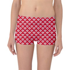 Diamond Pattern Reversible Bikini Bottoms by Nexatart