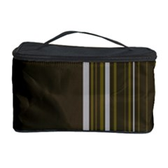 Lines Cosmetic Storage Case by ValentinaDesign