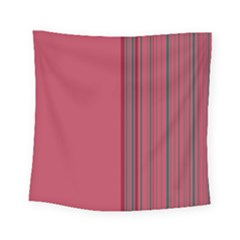 Lines Square Tapestry (small) by ValentinaDesign