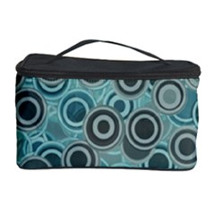 Abstract Aquatic Dream Cosmetic Storage Case by Ivana
