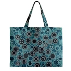 Abstract Aquatic Dream Medium Tote Bag by Ivana