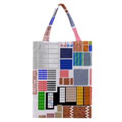 Texture Package Classic Tote Bag