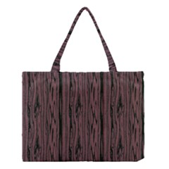Grain Woody Texture Seamless Pattern Medium Tote Bag by Nexatart