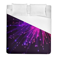Big Bang Duvet Cover (full/ Double Size) by ValentinaDesign