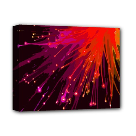 Big Bang Deluxe Canvas 14  X 11  by ValentinaDesign