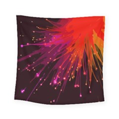 Big Bang Square Tapestry (small) by ValentinaDesign