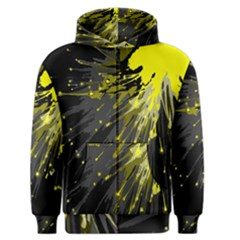 Big Bang Men s Zipper Hoodie by ValentinaDesign