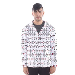 Bioplex Maps Molecular Chemistry Of Mathematical Physics Small Army Circle Hooded Wind Breaker (men)