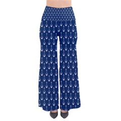 Blue White Anchor Pants