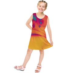 Lights Kids  Tunic Dress by ValentinaDesign