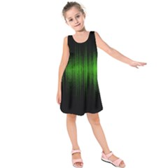 Light Kids  Sleeveless Dress by ValentinaDesign