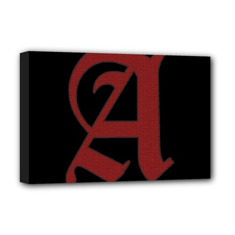 The Scarlet Letter Deluxe Canvas 18  X 12