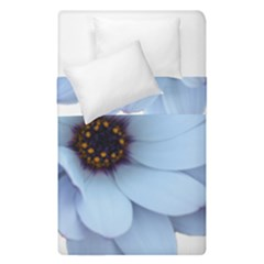 Daisy Flower Floral Plant Summer Duvet Cover Double Side (single Size) by Nexatart
