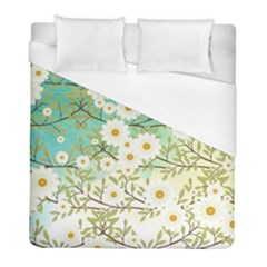Springtime Scene Duvet Cover (full/ Double Size) by linceazul
